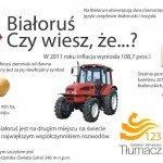 Ciekawostki o Białorusi
