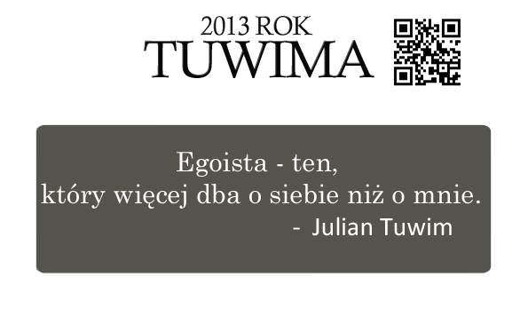 Cytaty - Julian Tuwim