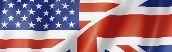 Angielski brytyjski i amerykański angielski
