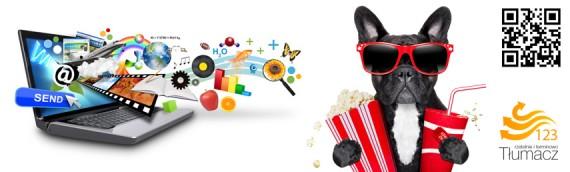 Tłumaczenia list dialogowych do filmów i seriali w Internecie