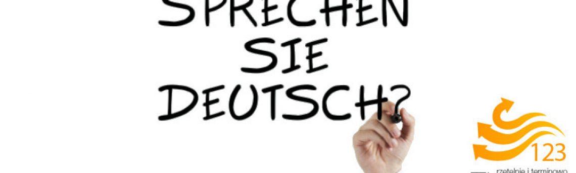 Pułapki i ciekawostki języka niemieckiego