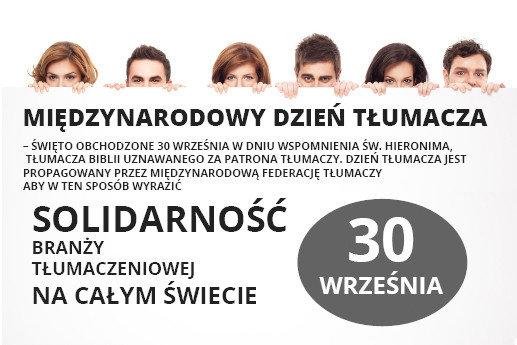 Międzynarodowy Dzień Tłumacza