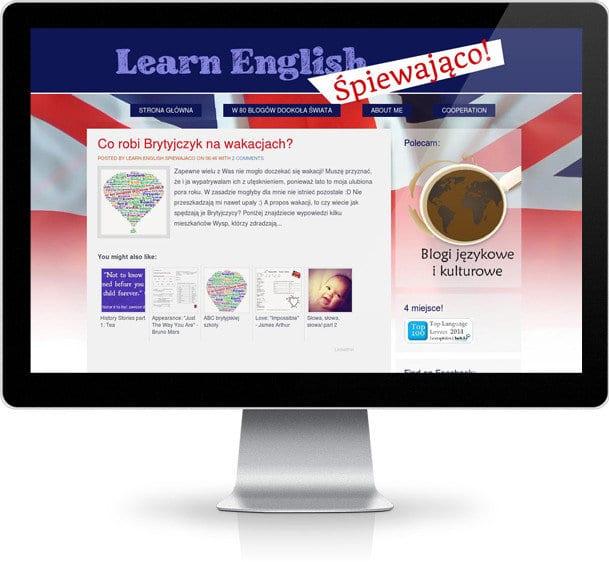 Learn English Śpiewająco