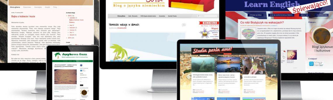 Najciekawsze blogi o językach obcych – po polsku