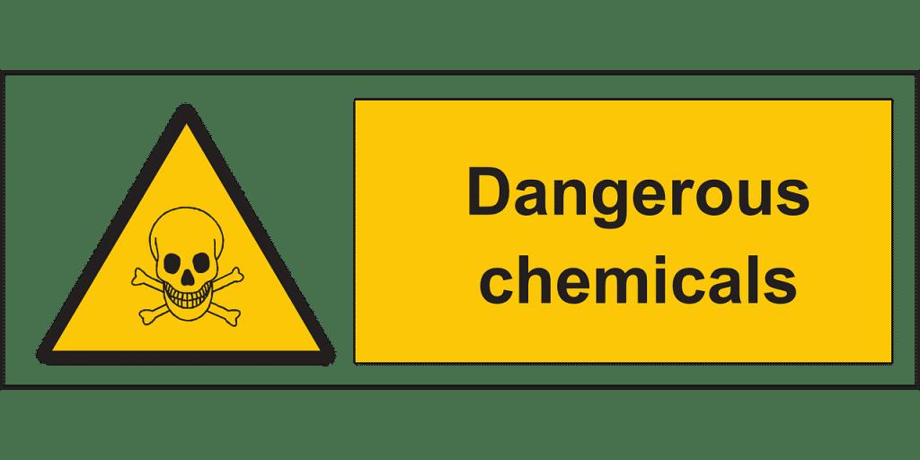 karty charakterystyki substancji chemicznych