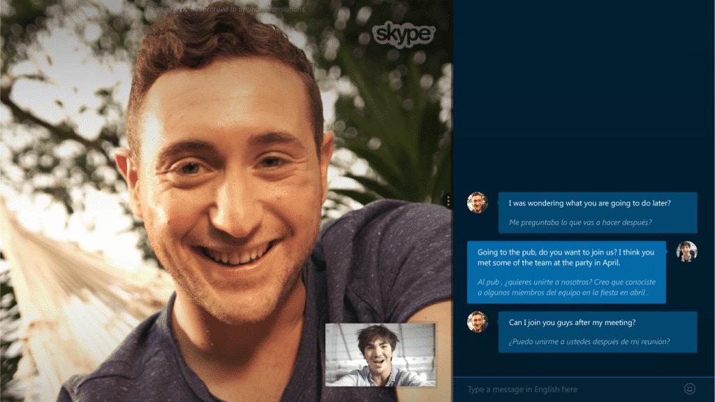 Skype Translator – tłumaczenia na żywo