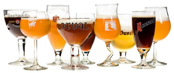 piwa belgijskie
