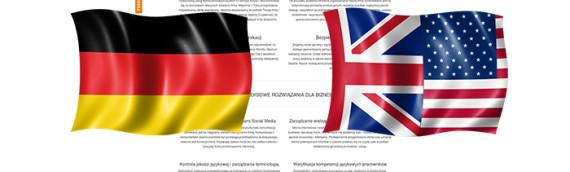 Tłumaczenia angielski – niemiecki
