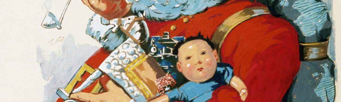Święty Mikołaj czy Santa Claus? – prawdziwa historia