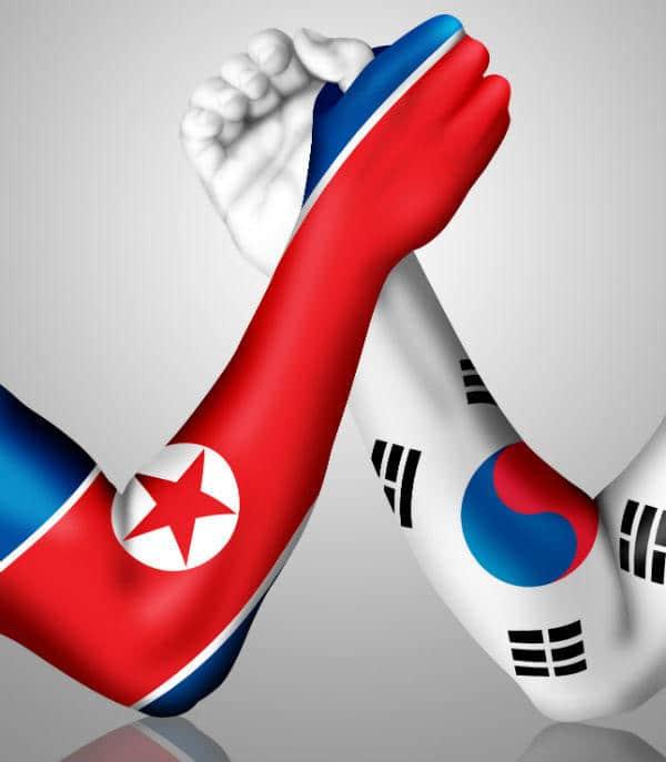 Korea Północna i Południowa
