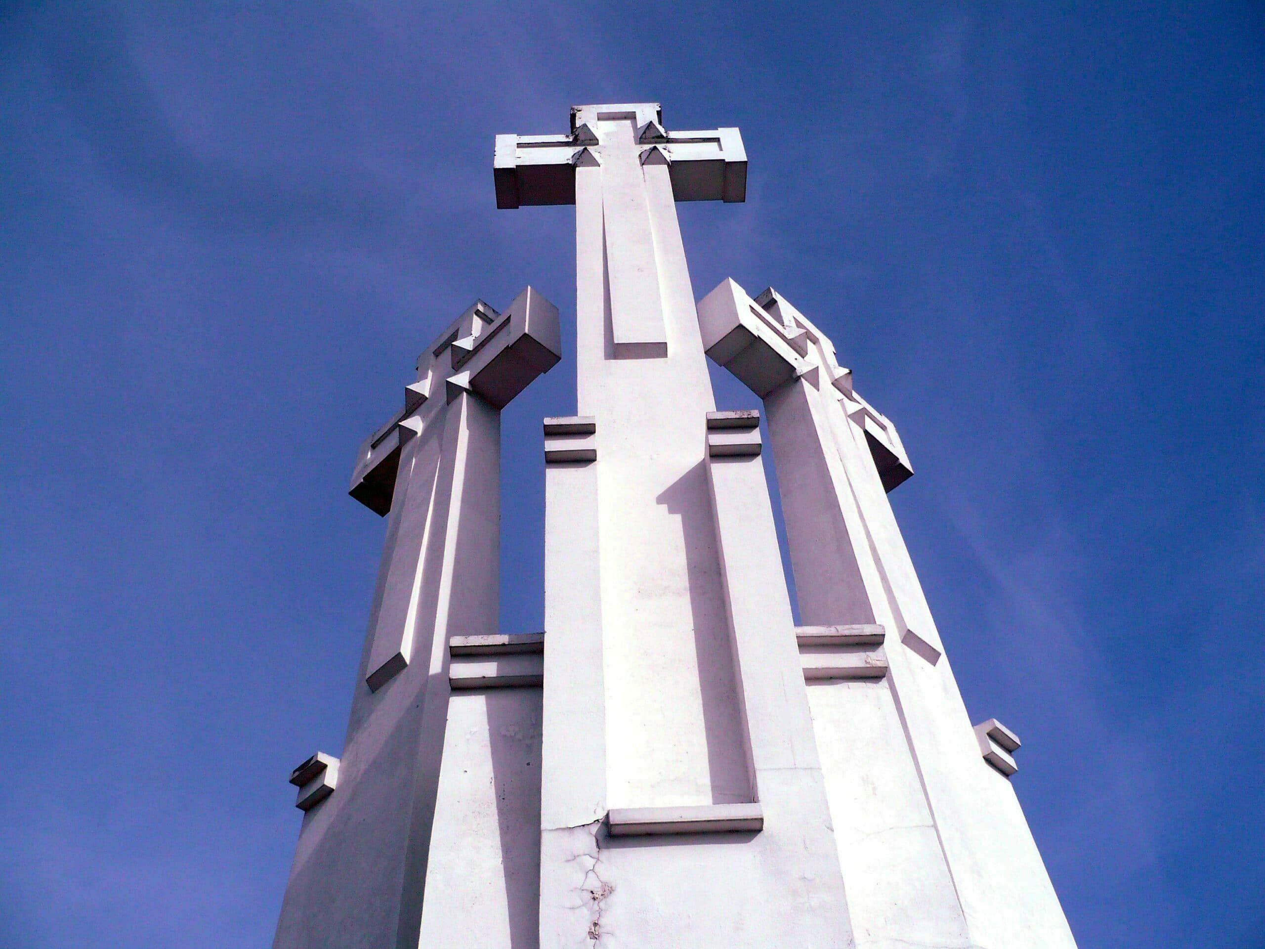 Góra Trzech Krzyży w Wilnie – litewskiej stolicy