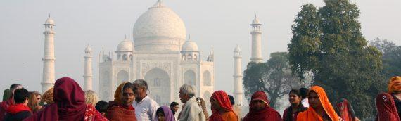 7 rzeczy, które uderzą cię w indyjskiej metropolii