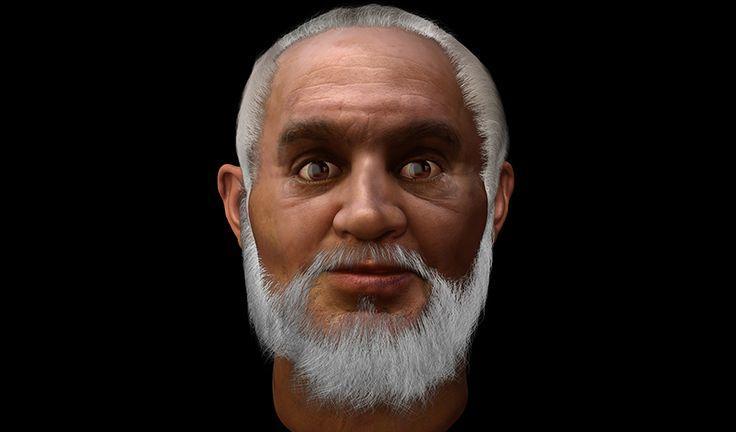 Prawdziwa twarz św. Mikołaja