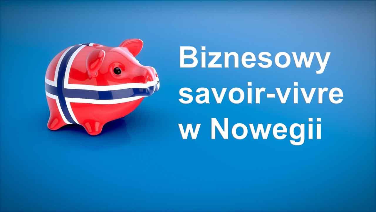 norwegia - zwyczaje biznesowe