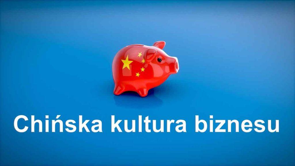 biznes z Chinami