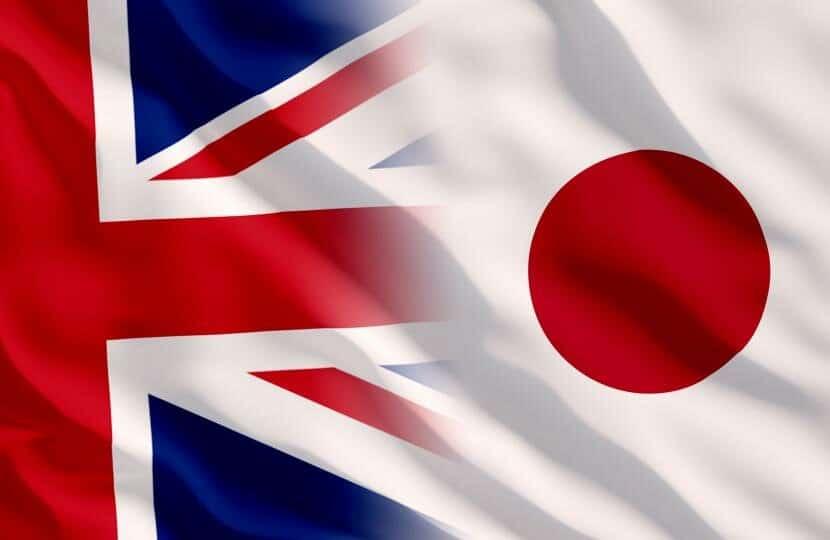 język japoński i angielski