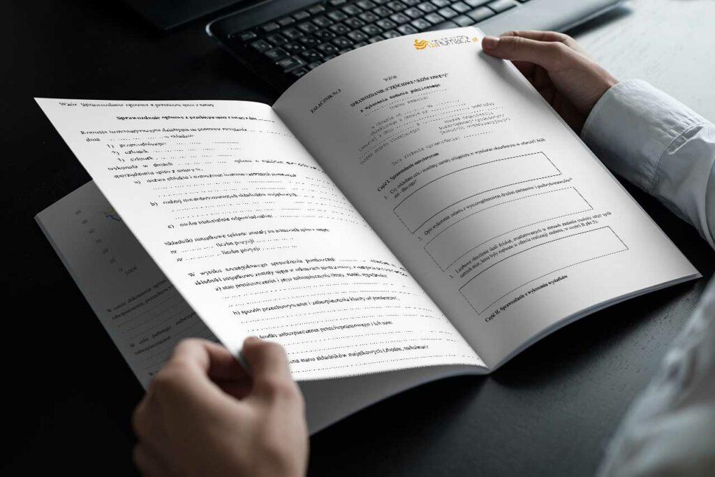 Tłumaczenia badania sprawozdania finansowego
